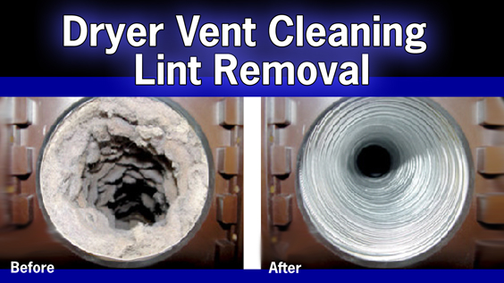 dryer vent cleaning in campbell river